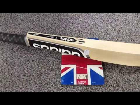 Adidas XT Black 1.0 Cricket Bat