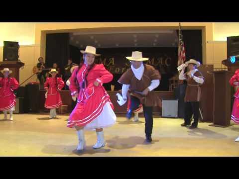 YMA SUMAC FOREVER-LAS DANZAS DEL PERU- TRIBUTO DE PERU VILLAGE LA-CUECA