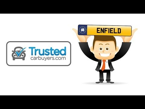 Sell your car in Enfield, London at Trusted Car Buyers