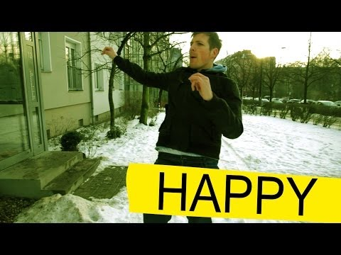 Pharrell Williams - Happy (Gone Wrong Edition)