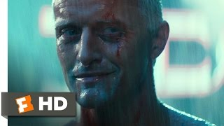 Tears In The Rain Blade Runner (9/10) Movie CLIP (1982) HD