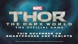 Marvel's Thor: The Dark World The Official Game Trailer 2