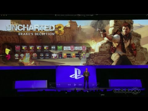 Gamescom 2011 Sony Press Conference