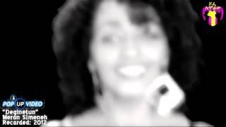 "Meron Simeneh - Deginetun ""ደግነቱን"" (Amharic)"