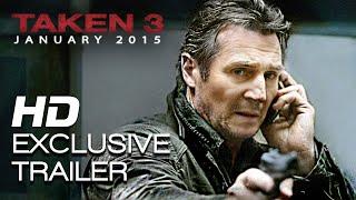 Taken 3 Official Trailer #1 HD 2014