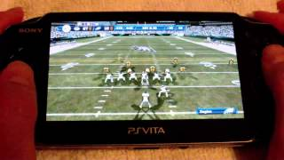 PS Vita: Madden 2013 Review
