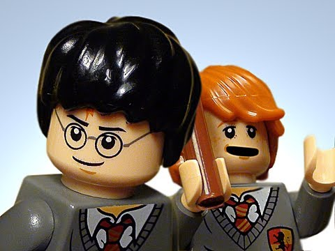 Lego Harry Potter - Mischief Un-Managed