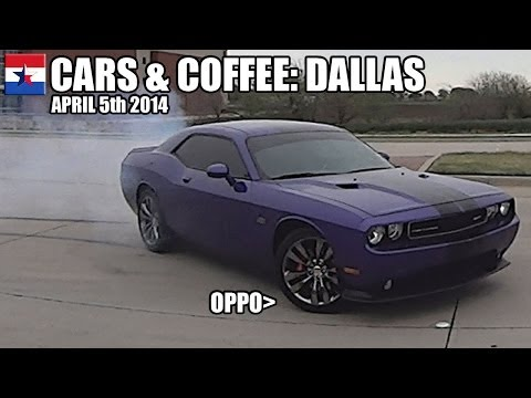 Cars & Coffee Dallas // April 5th 2014