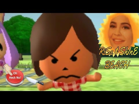 Tomodachi Life Funny Moments - Part 40