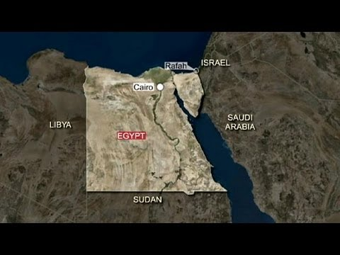Sinai ambush kills 24 Egyptian police officers