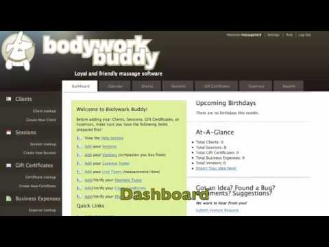 Business Software for Massage and Bodywork Therapists