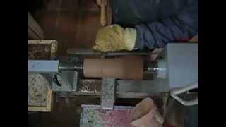 Torneado en madera. Parte 3