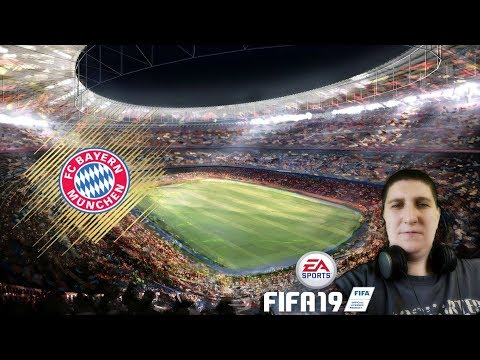 FIFA 19 BAYERN KARRIER+PACK OPENING