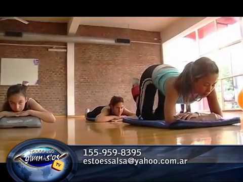gluteos gimnasia: