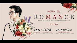 [ See Sing Share concert ] R O M A N C E - Người đàn ông và những bông hoa trên ngực trái