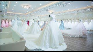 """[Mai Wedding] Chiêm Ngưỡng """"Thiên Đường Áo Cưới"""" ngay tại Đà Nẵng"""