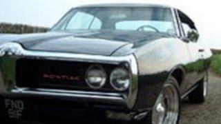 1968 Pontiac Tempest GTO LeMans Burnout