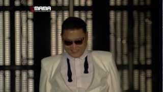 MAMA2012 - PSY Gangnam Style YouTube 影片