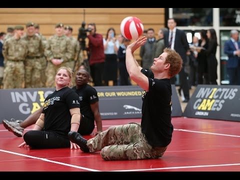 Prince Harry: We Stole American Warrior Games Idea