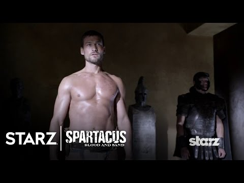 Spartacus   Blood and Sand - No Longer a Thracian   STARZ