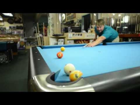 How to Shoot Carom and Billiard Shots