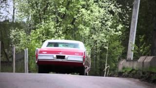 Cadillac Deville 1968 Драйв-Тест