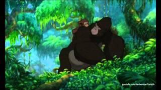 Disney Tarzan Two Worlds (Turkish)