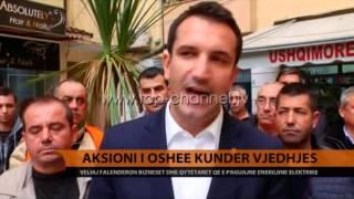 Veliaj falenderon qytetart q paguajn energjin  Top Channel Albania  News  L