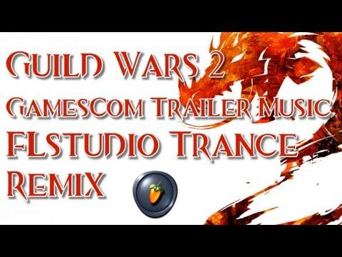 Ремикс на музыкальную тему Guild Wars 2 от фанатов