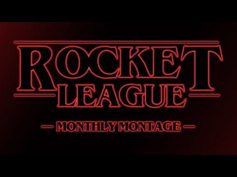THE UPSIDE DOWN... |  Rocket League Monthly Montage #7 (Best Goals of October 2018)