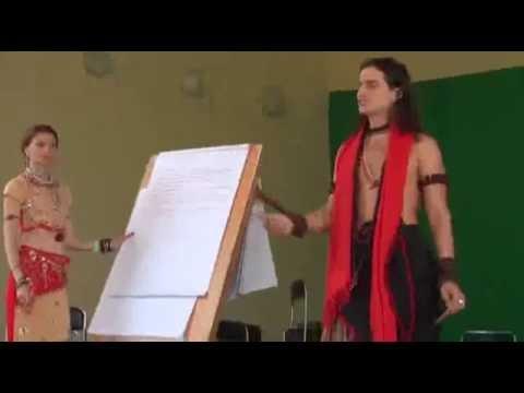 Адинатха Каула Гуру Шиваисса. Презентация школы Шакти (01.05.2011)