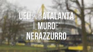 UEL BVB-Atalanta il muro è nerazzurro