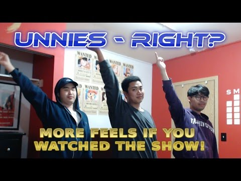youtube video Unnies(언니쓰) - Right?(맞지?) MV Reaction [T3UF] to 3GP conversion