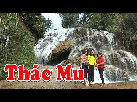 Thác Mu một trong những thác đẹp nhất Việt Nam