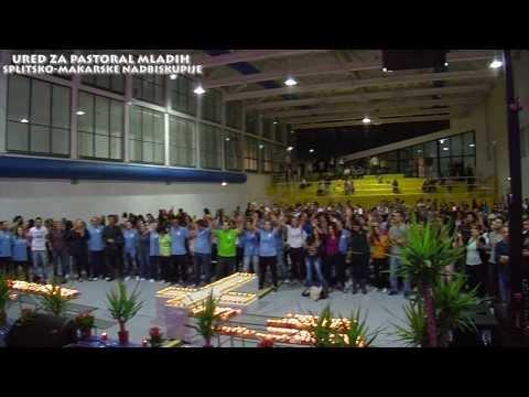 Duhovna obnova za mlade u Splitu 2013. - don Damir Stojić - Pobožnost klanjanja