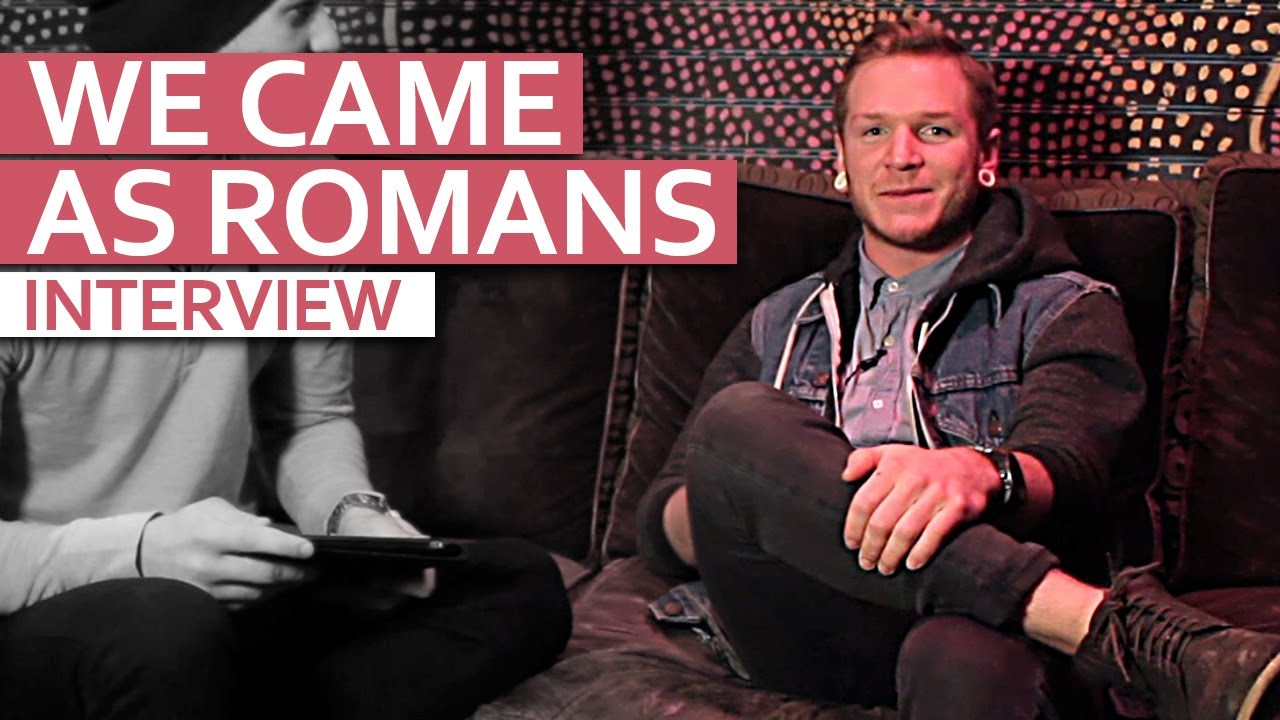 WE CAME AS ROMANS Interview #2 | NEW Album! | Call of Duty ...