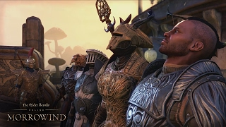 The Elder Scrolls Online: Morrowind - Return to Morrowind Gameplay Trailer