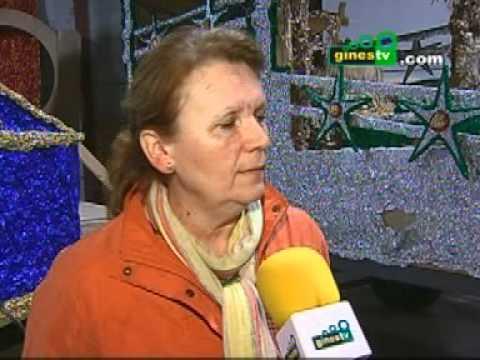 Comienza la cuenta atrás para la Cabalgata de Reyes Magos de Gines 2012