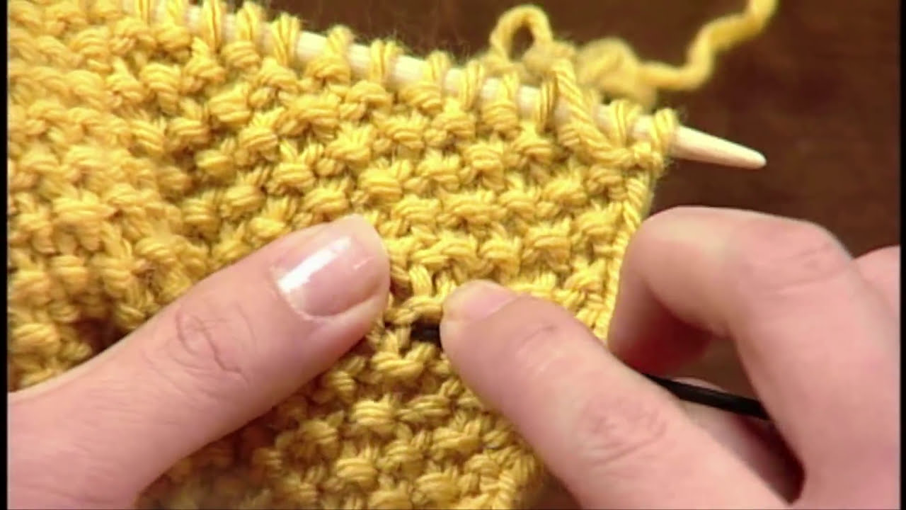 Tips For Knitting Quickly : Quick knitting tips from eunny jang how to rip out your