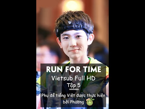 【KiwiAloe】【Vietsub/Show】Run For Time tập 5 (4/12/2015) FULL HD