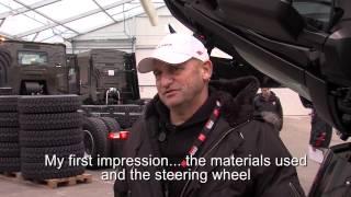 Polsad Jacek Korczak Renault Trucks