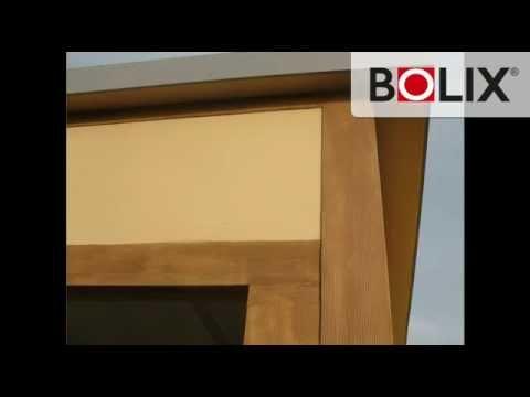 Bolix - Aplikacja BOLIX TR - Imitacja drewna