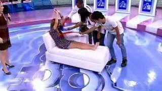 game show Tickling