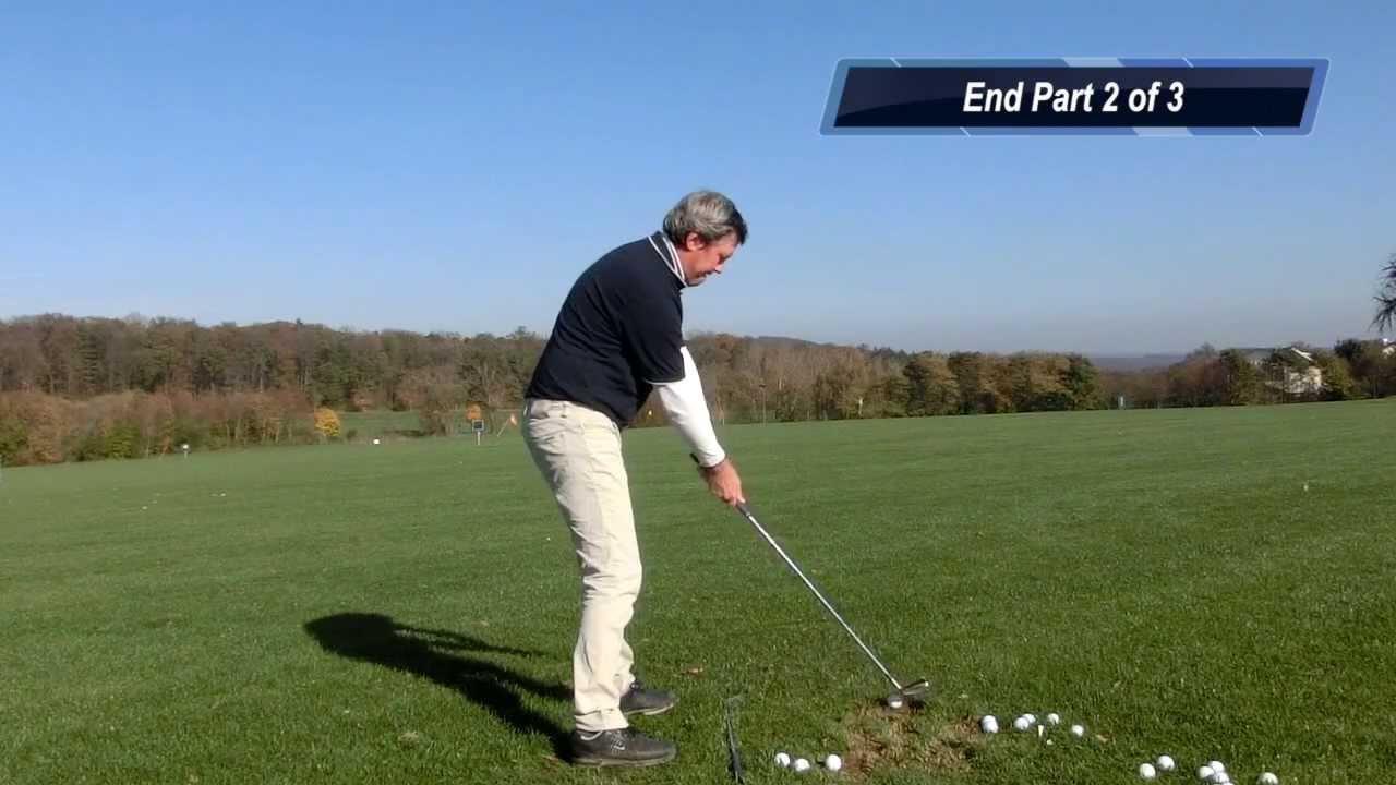 Minimalist Single Plane Golf Swing (part 2 of 3) 7 & 4 ...