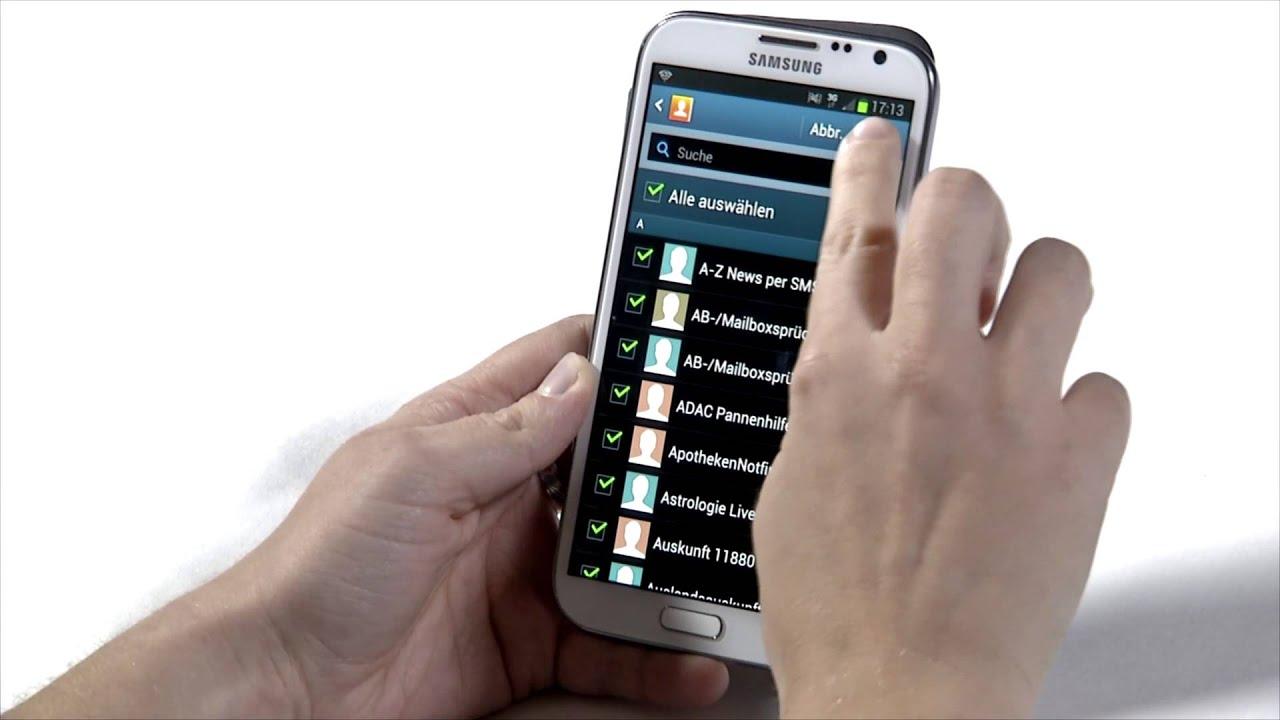 alte sim karte in neues smartphone