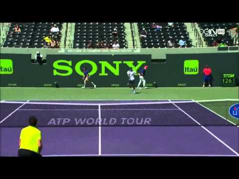 Chardy Vs Monaco | Open Miami | 2014 | TennisReplay | HD