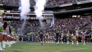 Derrick Coleman (Seattle Seahawks) The Sound Of Silence In