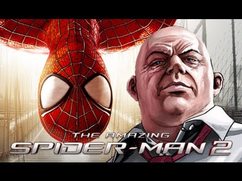 The Amazing Spider-Man 2 Video Game Reveals Kingpin