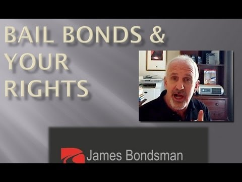 Bail Bonds, the Bondsman,  and Our Constitutional Rights
