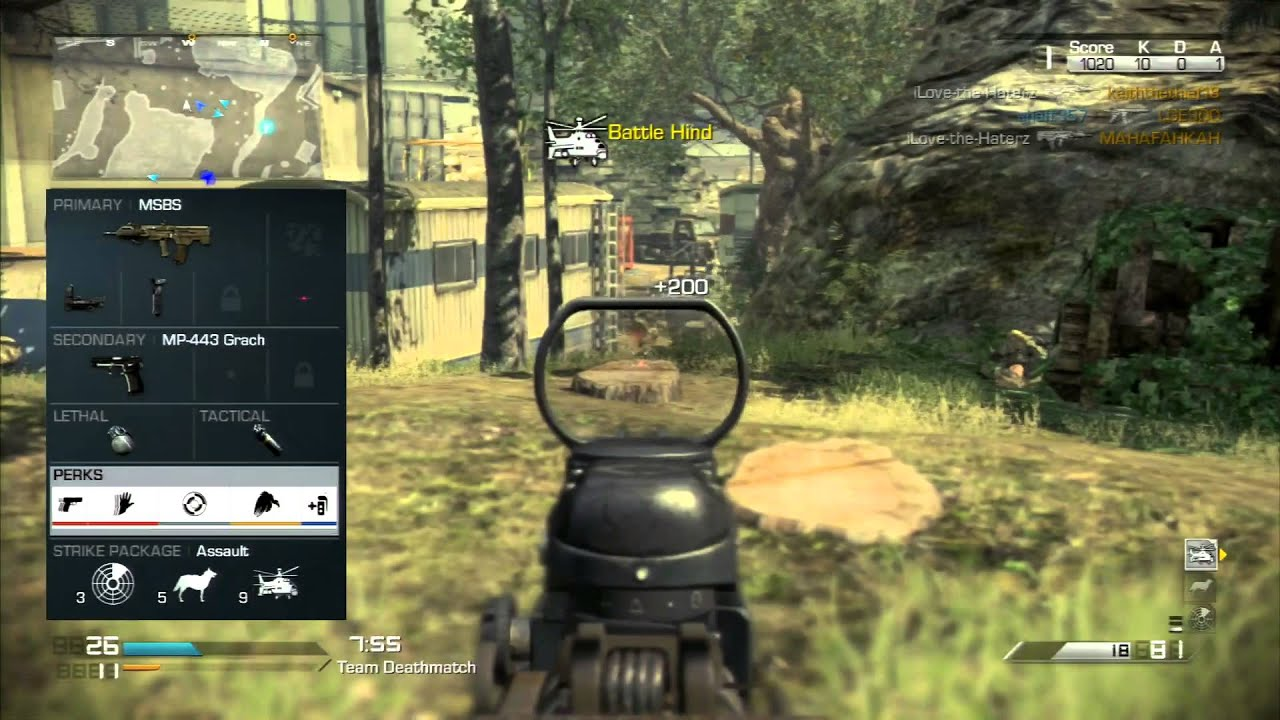 Cod ghosts quot best gun quot hands down msbs class setup tips